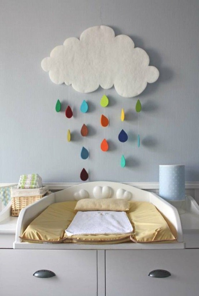 idee deco chambre bebe fille a faire soi meme - visuel #5