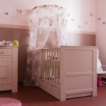 idee deco chambre bebe fille parme