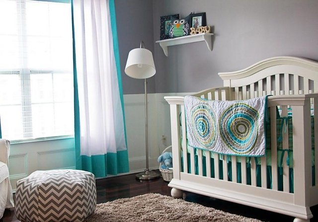 Idee deco chambre bebe originale visuel 3 - Deco originale chambre ...