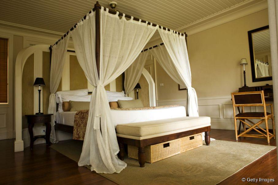 idee deco pour chambre romantique - visuel #8