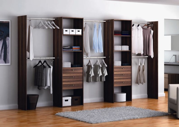 idee rangement placard chambre visuel 1. Black Bedroom Furniture Sets. Home Design Ideas