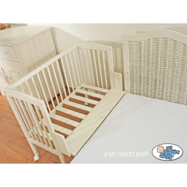 lit bebe reglable hauteur visuel 3. Black Bedroom Furniture Sets. Home Design Ideas