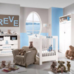 modele decoration chambre bebe garcon