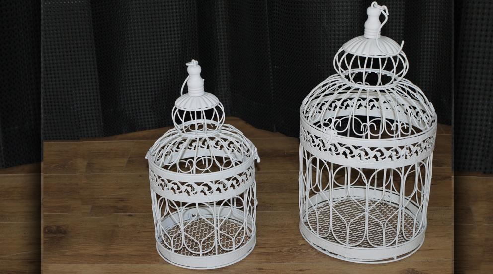 petite cage oiseau decoration visuel 7. Black Bedroom Furniture Sets. Home Design Ideas