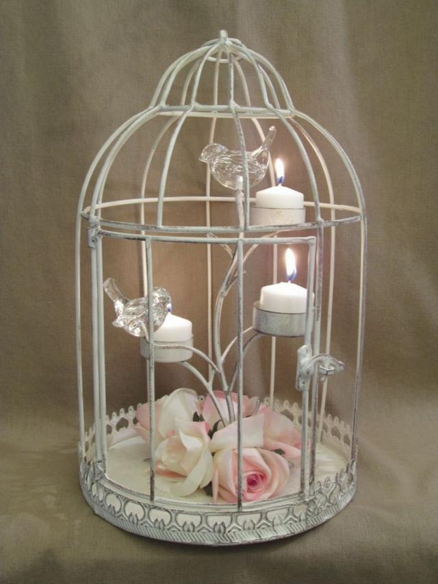 Petite cage oiseau decoration visuel 9 - Cage oiseau decoration ...