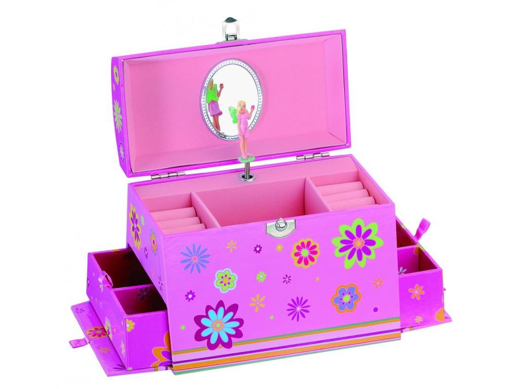 boite a bijoux fille de 12 ans visuel 1. Black Bedroom Furniture Sets. Home Design Ideas