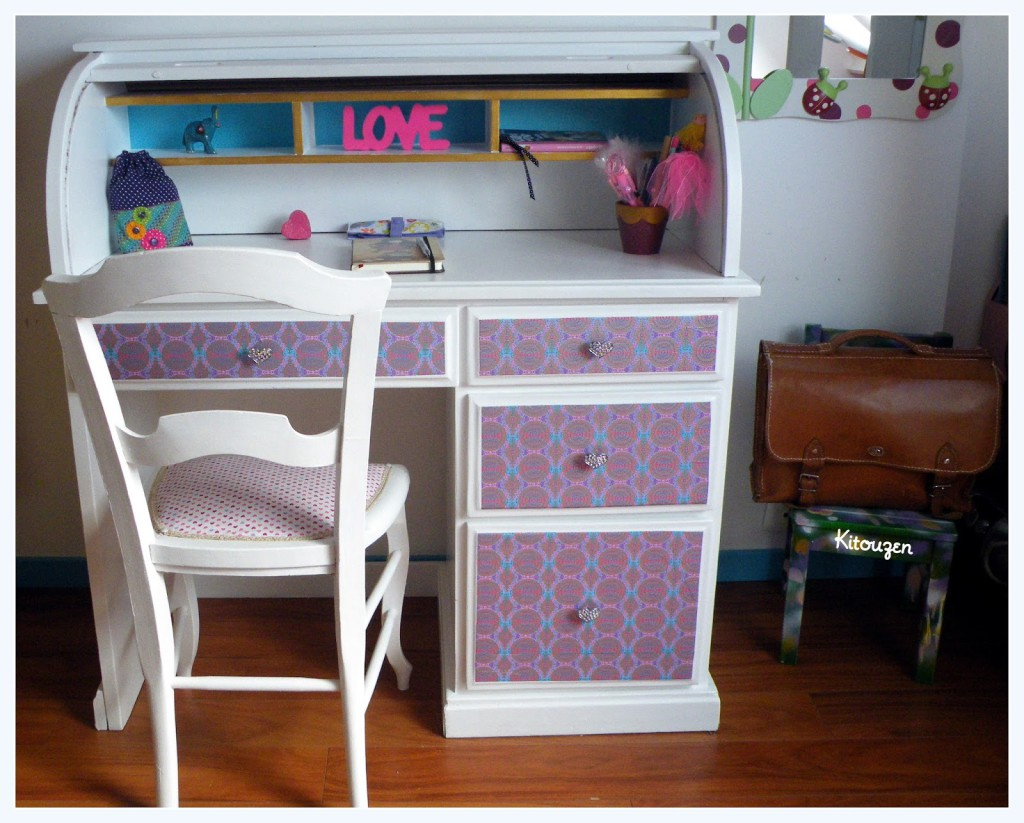 bureau pour fille de 12 ans visuel 6. Black Bedroom Furniture Sets. Home Design Ideas