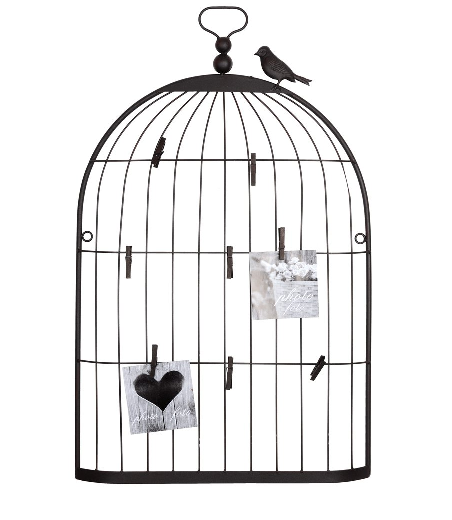 cage oiseau deco maison du monde visuel 6. Black Bedroom Furniture Sets. Home Design Ideas