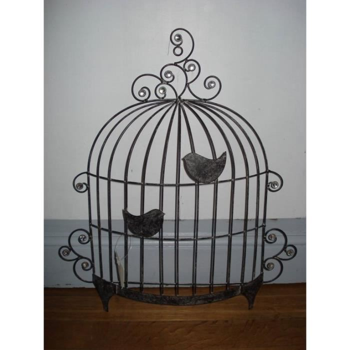 cage oiseau deco murale visuel 5. Black Bedroom Furniture Sets. Home Design Ideas