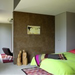 chambre decoration couleur
