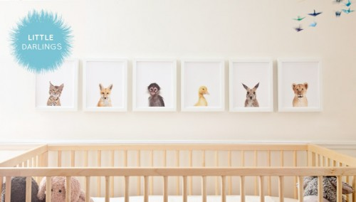 deco chambre bebe animaux de la foret visuel 2. Black Bedroom Furniture Sets. Home Design Ideas