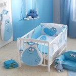 deco chambre bebe garcon bleu