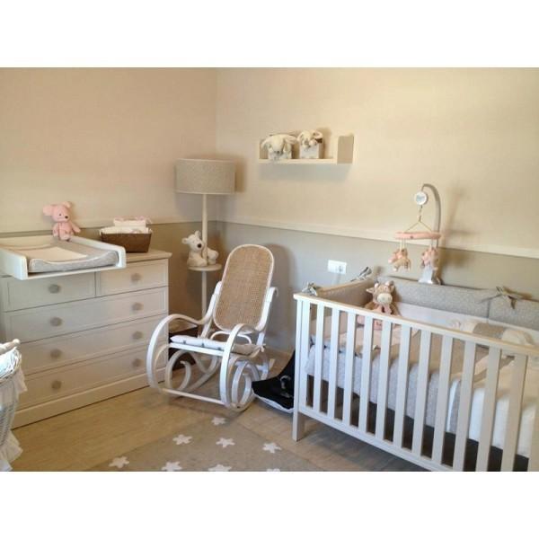 Deco chambre bebe lin visuel 3 for Deco chambre taupe et lin