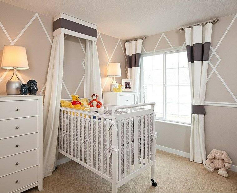 deco chambre bebe lin visuel 5. Black Bedroom Furniture Sets. Home Design Ideas