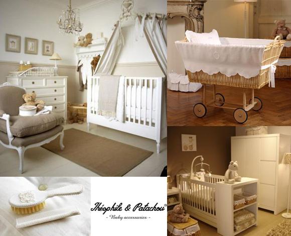 deco chambre bebe lin visuel 8. Black Bedroom Furniture Sets. Home Design Ideas