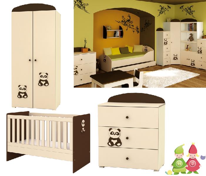 Decoration chambre bebe panda Chambre bebe panda