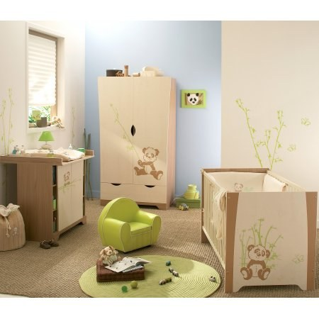 deco chambre bebe panda visuel 5. Black Bedroom Furniture Sets. Home Design Ideas