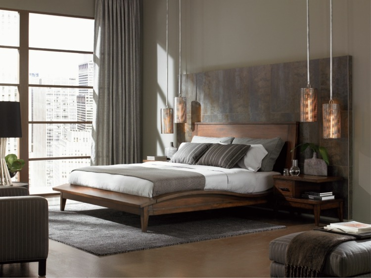 Deco chambre design visuel 8 for Decoration chambre design