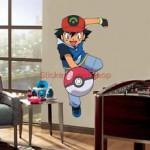 deco chambre garcon pokemon
