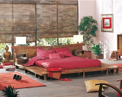 deco chambre indonesienne. Black Bedroom Furniture Sets. Home Design Ideas