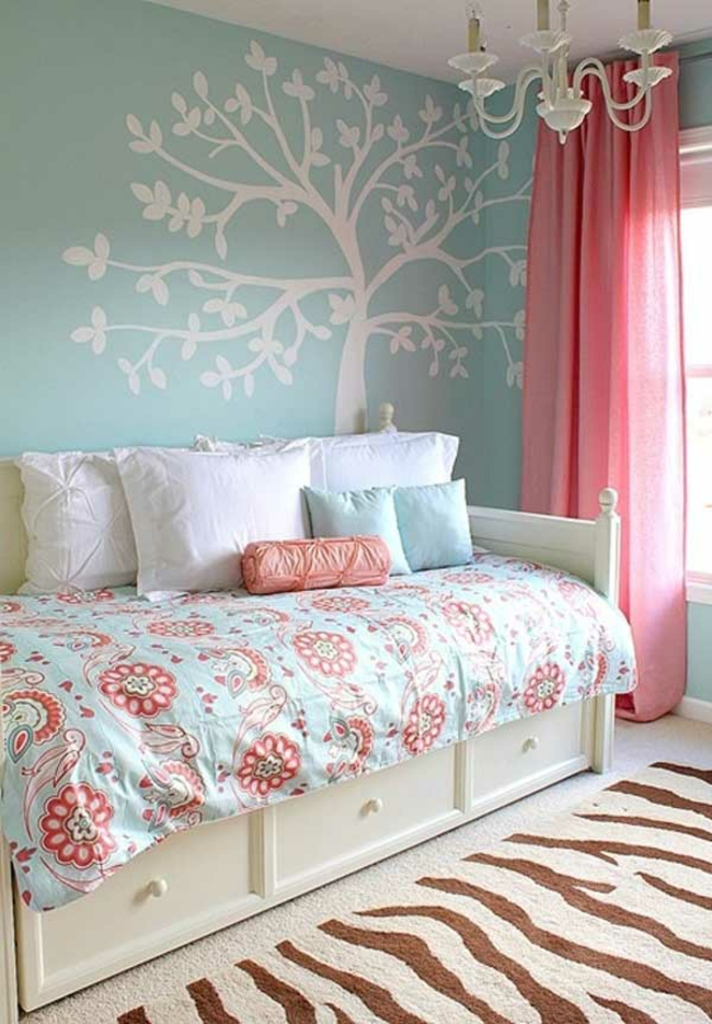 Stunning Chambre Rose Et Bleu Pictures - Yourmentor.info ...