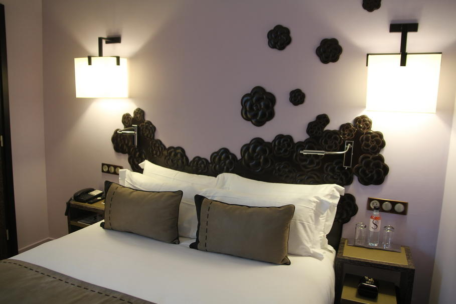 Chambre Mur Taupe. Fabulous Chambre Taupe Et Rose Simple Chambre ...