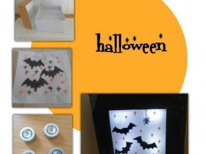 deco faire soi meme pour halloween. Black Bedroom Furniture Sets. Home Design Ideas