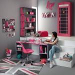 Decoration chambre ado fille london for Deco chambre london