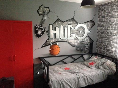decoration chambre ado theme musique  visuel #5