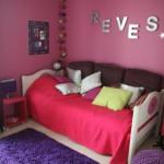 decoration chambre adulte fille
