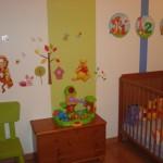 decoration chambre bebe winnie pas cher