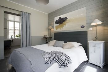 D coration chambre ambiance bord de mer for Chambre ambiance bord de mer