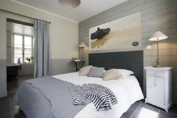D co chambre esprit bord de mer - Deco chambre bord de mer ...