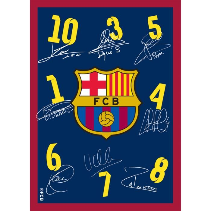 CADRE DECO FC BARCELONE, Galerie Creation
