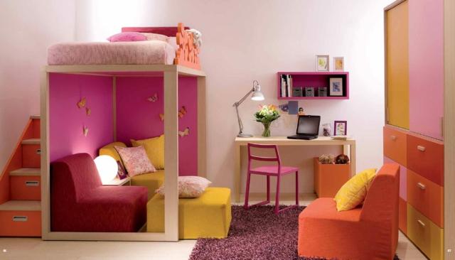 Decoration Chambre Fille Ado Pas Cher Visuel 3