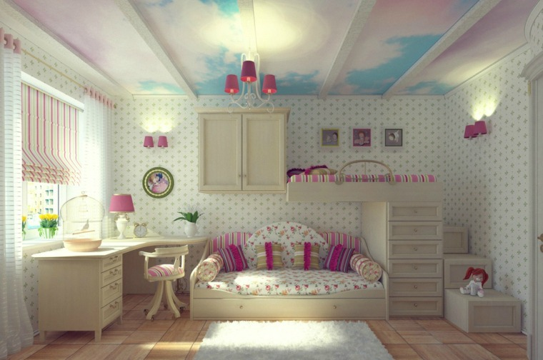 Decoration chambre fille adulte - Toddler bedroom ideas for small rooms ...