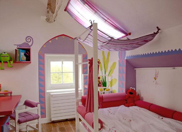 Chambre Bebe Maroc : Decoration chambre fille maroc visuel