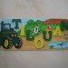 decoration chambre garcon tracteur