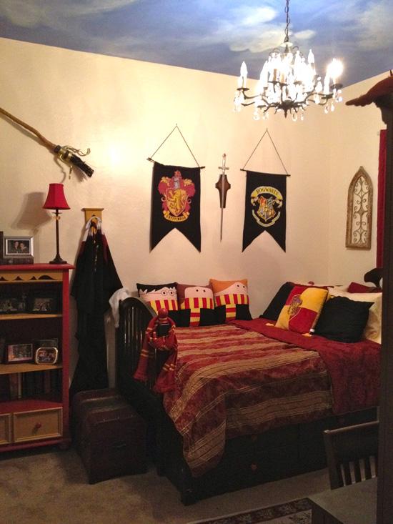 decoration chambre harry potter \u2013 visuel 6. «