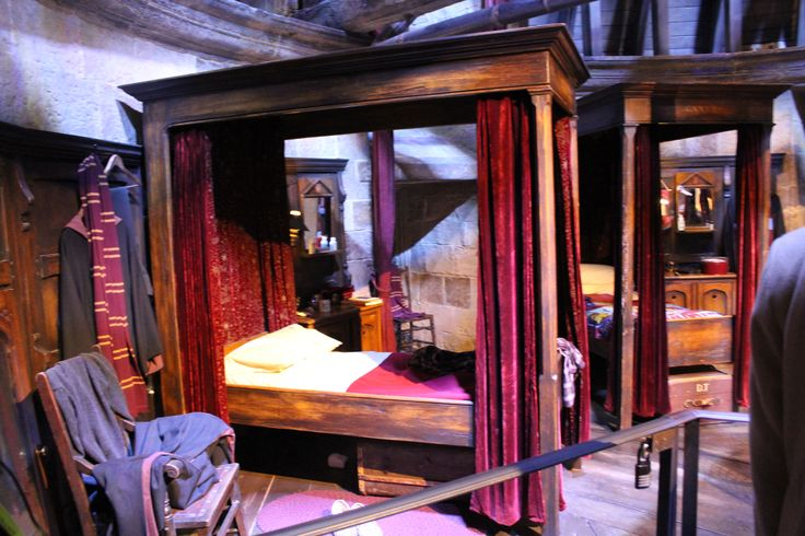 D coration chambre harry potter for Chambre harry potter