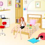 decoration chambre jeux fille