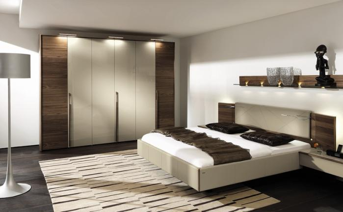 decoration chambre marron - visuel #3