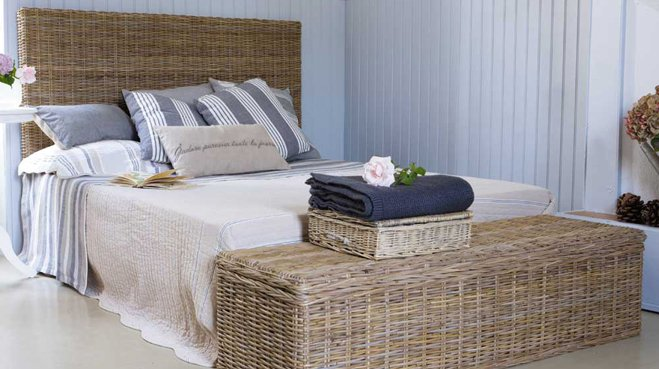 Decoration chambre naturelle for Chambre naturelle