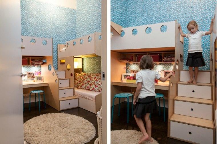 Decoration chambre pour 2 filles for Idee deco chambre fille 2 ans