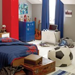 decoration chambre sport