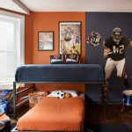 decoration chambre sport