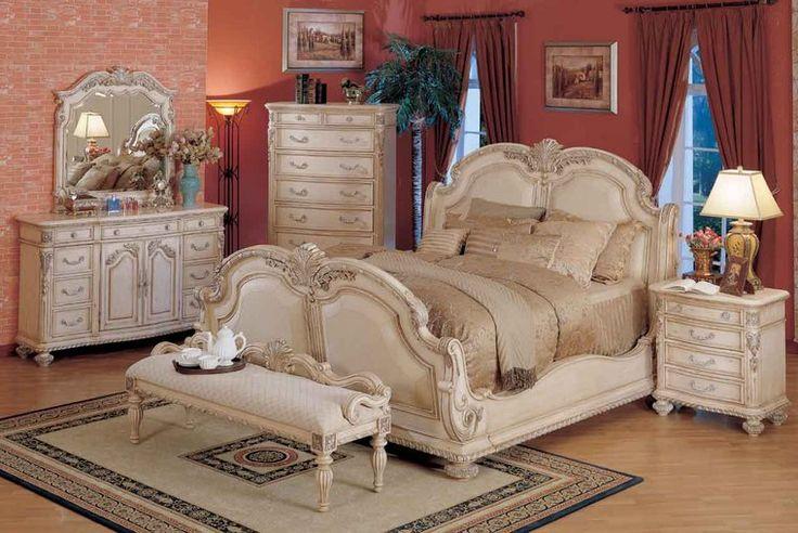 decoration chambre victorienne visuel 4. Black Bedroom Furniture Sets. Home Design Ideas