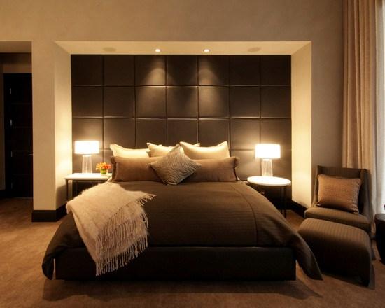 decoration de chambre a coucher adulte - visuel #8