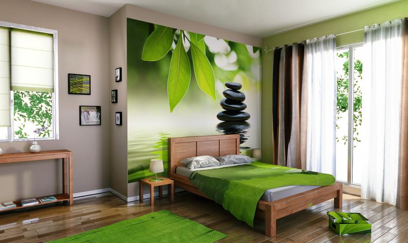 Decoration de chambre style zen visuel 4 for Style de chambre adulte