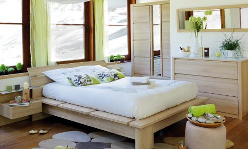 decoration de chambre style zen visuel 6. Black Bedroom Furniture Sets. Home Design Ideas